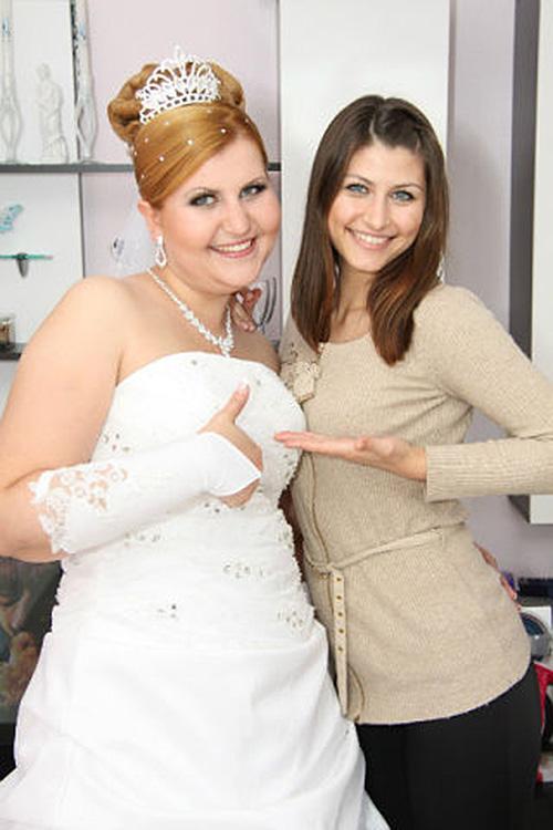 Visagistin und Frisörin für Ihre Hochzeit