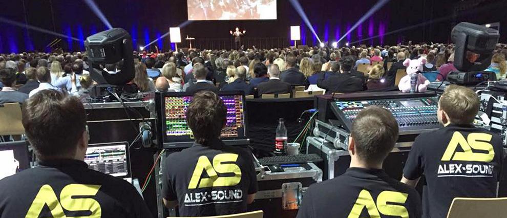 Event/Veranstaltungsagentur aus Berlin, Soundtechnik
